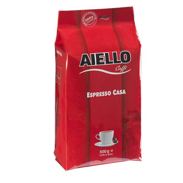 miscela caffè espresso casa aiello 500gr