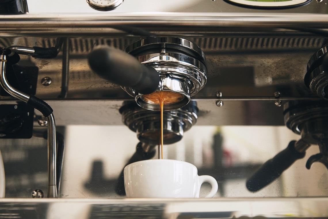 la storia del caffè espresso