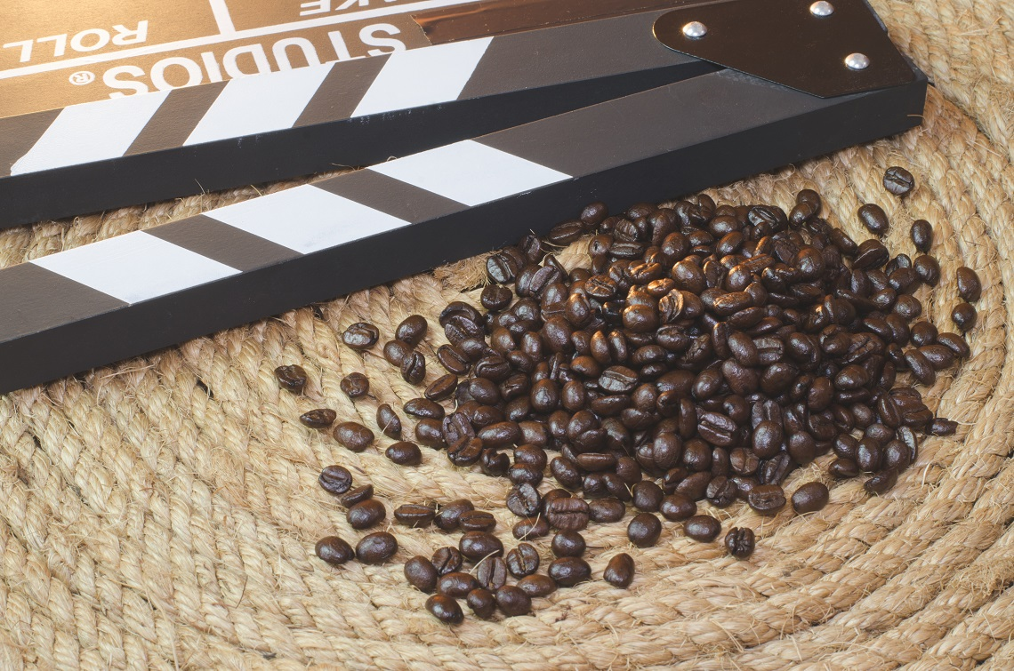 caffè nel mondo del cinema