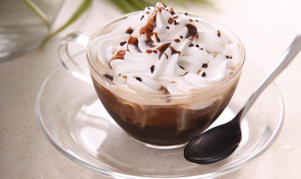 Pharisäer, tazza di caffè alla tedesca