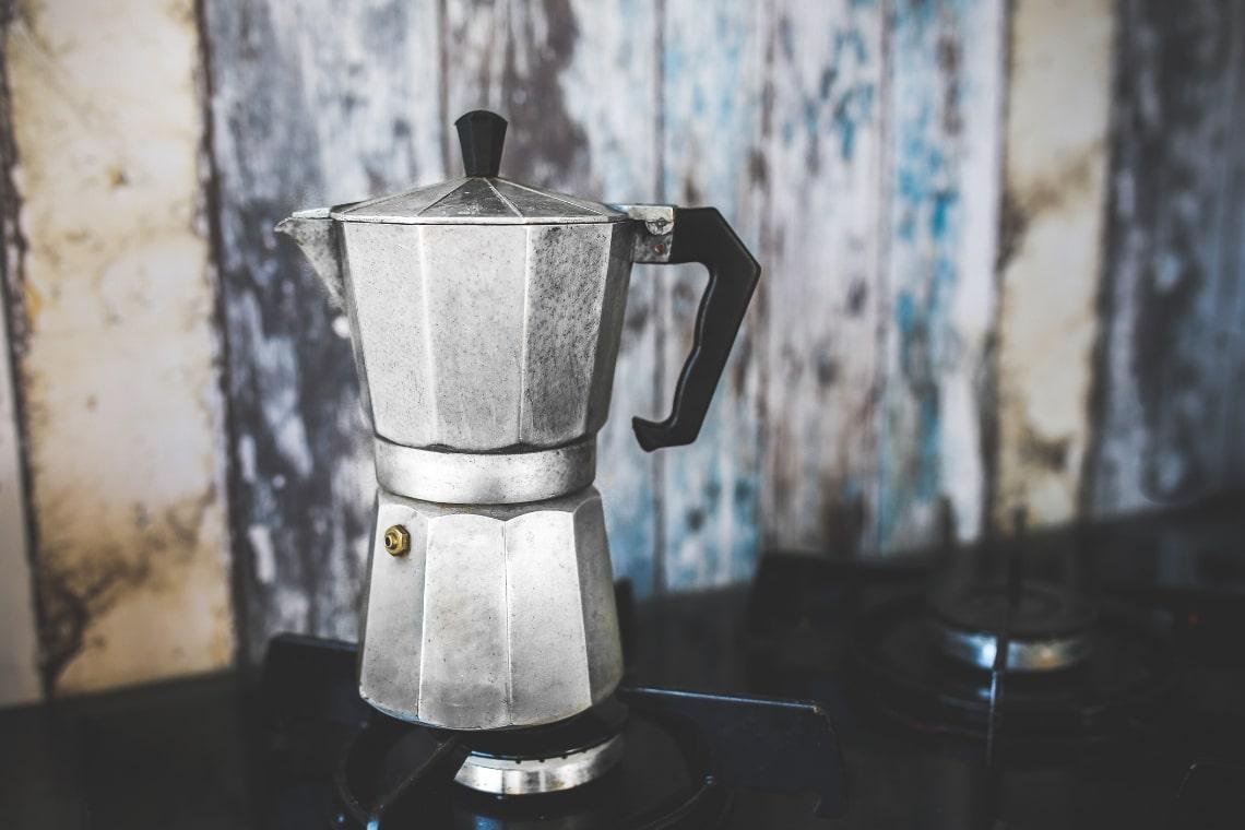 Come preparare caffè moka