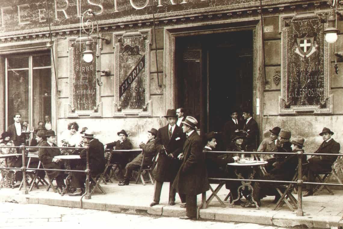 Caffettiere storiche più antiche in Italia