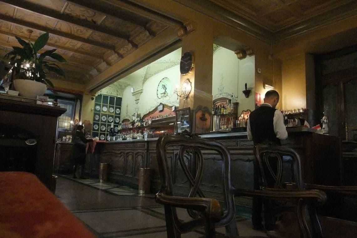 Caffetterie storiche torino