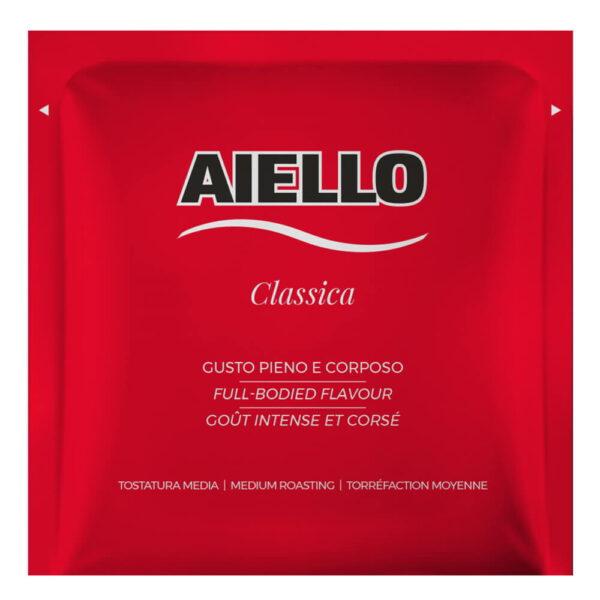 italian coffee pods classica caffè aiello