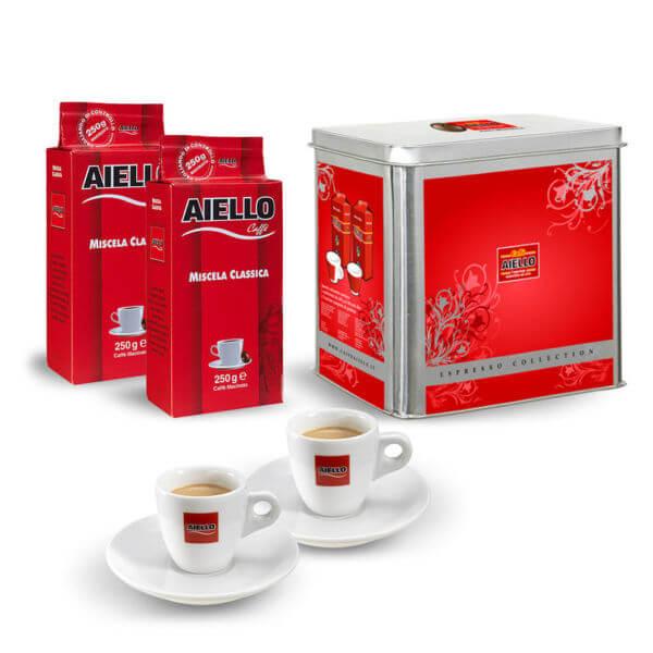 miscela caffè esprezzo collection maxi aiello