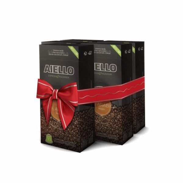 capsule caffè arabica aiello