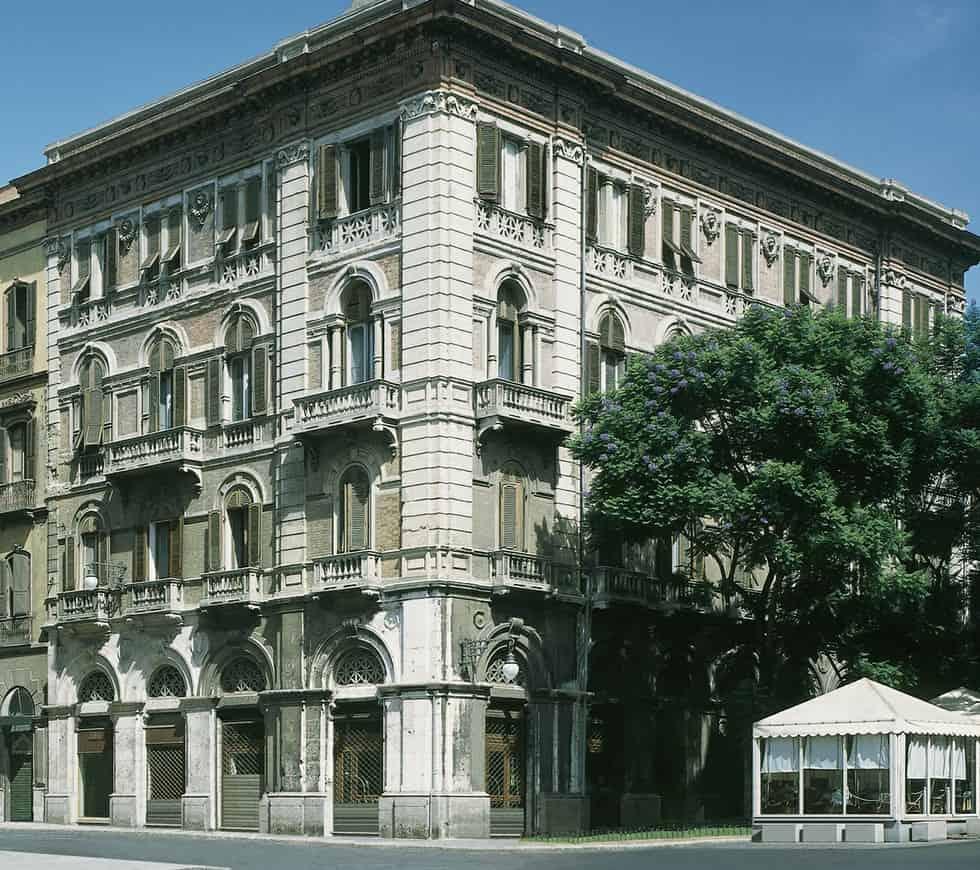 Palazzo Accardo a Cagliari