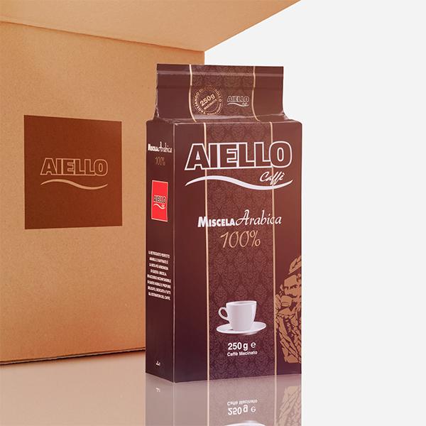 italian ground coffee subscription
