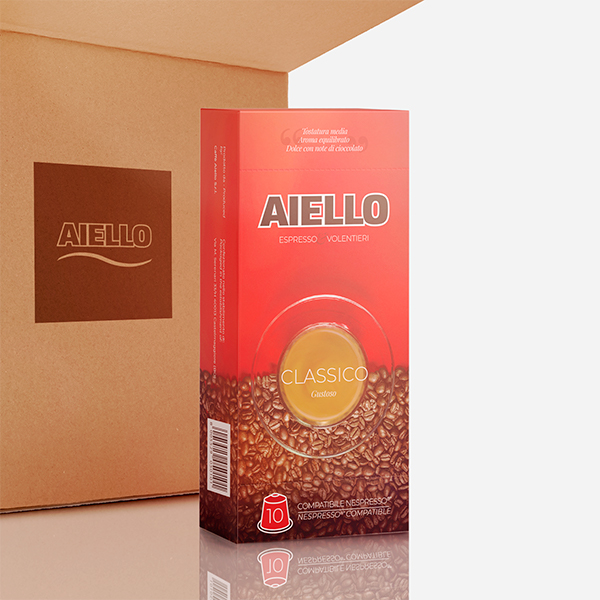 italian coffee capsules subscription