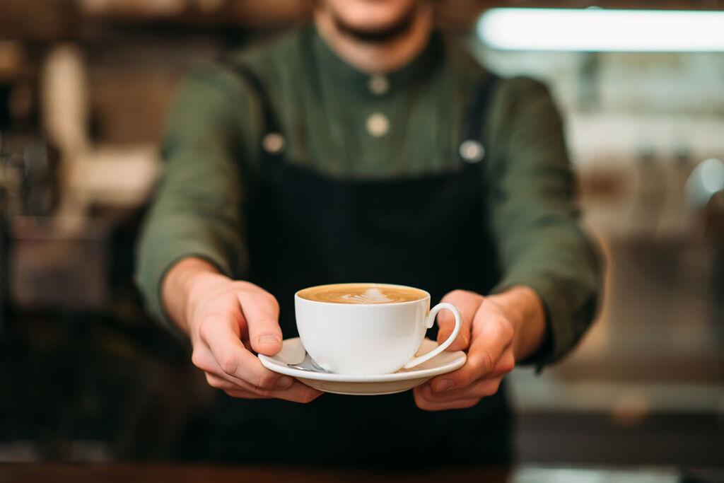 caffè e galateo