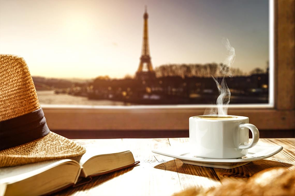 caffetterie storiche di Parigi