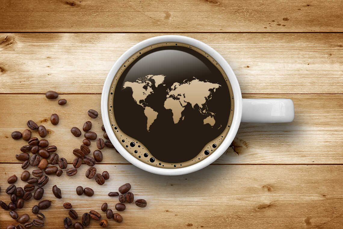 come ordinare un espresso nel mondo
