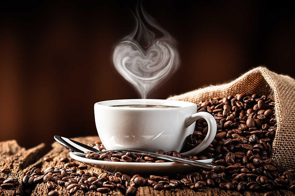 rotondità e aroma del caffè