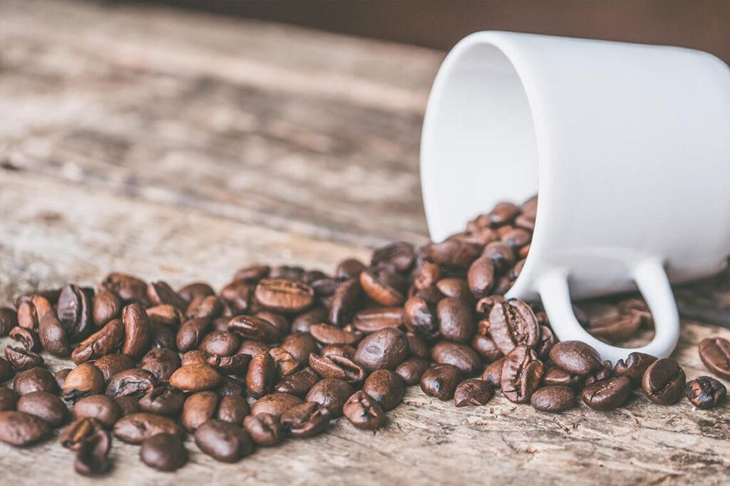corposità del caffè
