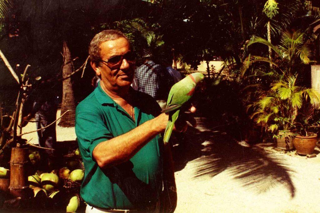 Gaetano Aiello, fondatore Caffè Aiello