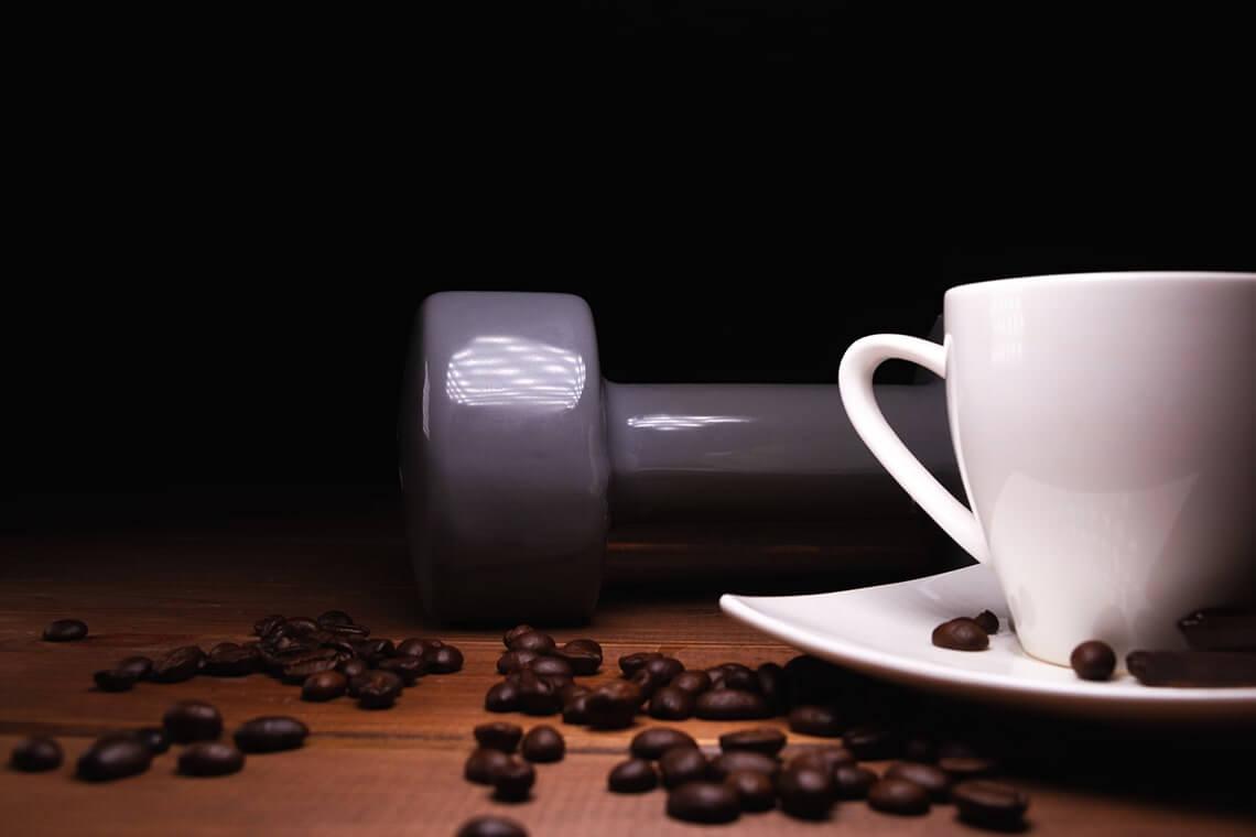 sport e caffeina