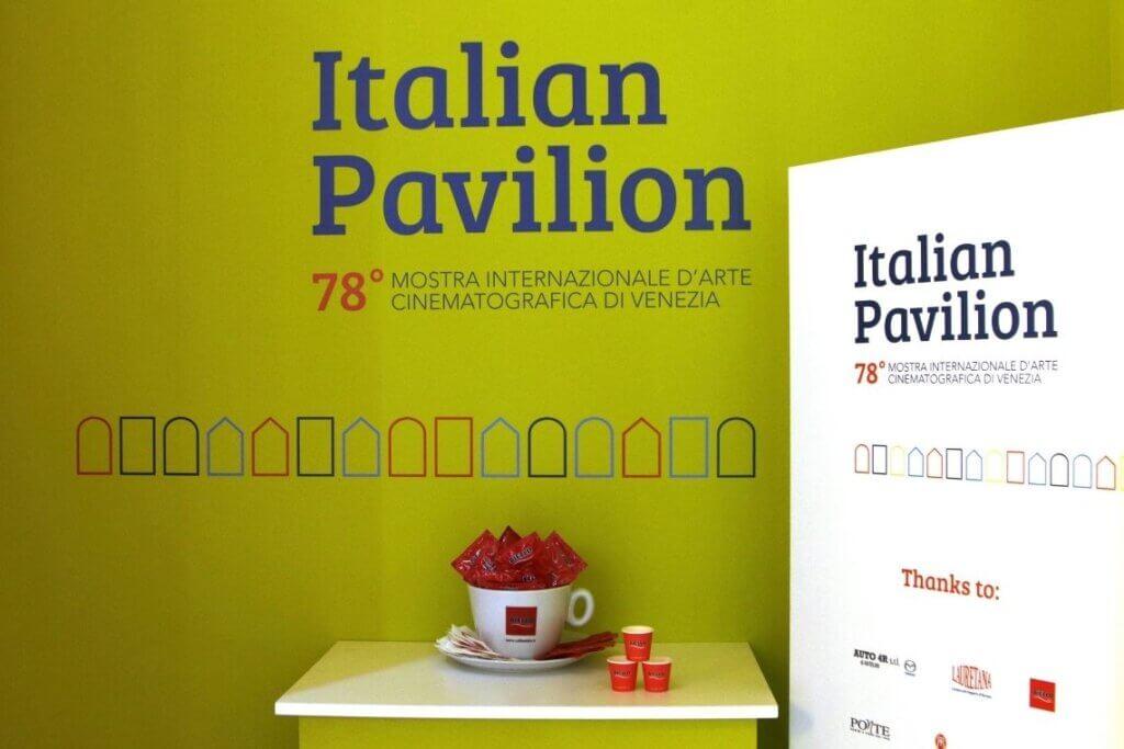 Caffè Aiello al Festival del Cinema di Venezia 2021
